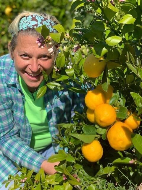 Duskie Estes, executive director, Farm to Pantry (courtesy photo)