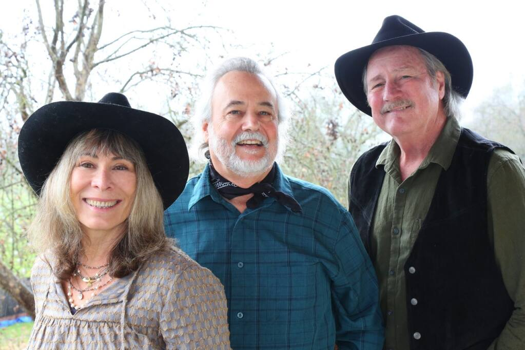 Heartwood Crossing will play a live show Friday, July 9, at 5:30 p.m. at Petaluma's Riverfront Cafe. (COURTESY OF HEARTWOOD CROSSING)