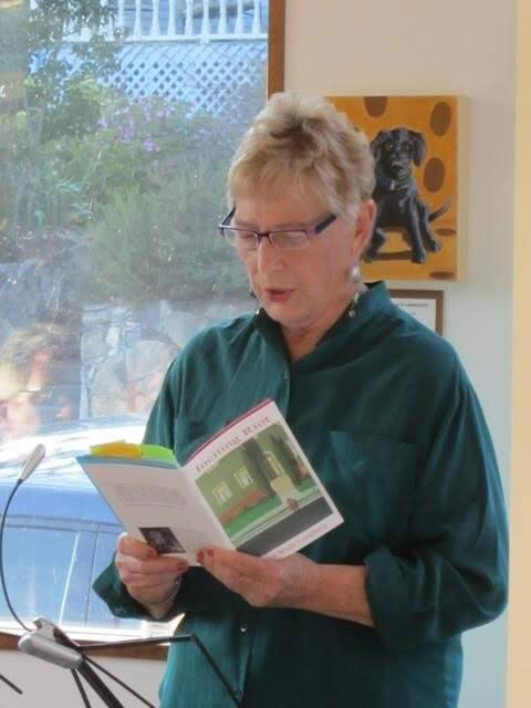 Late Sonoma County poet Carol Wade Lundberg reads a poem.