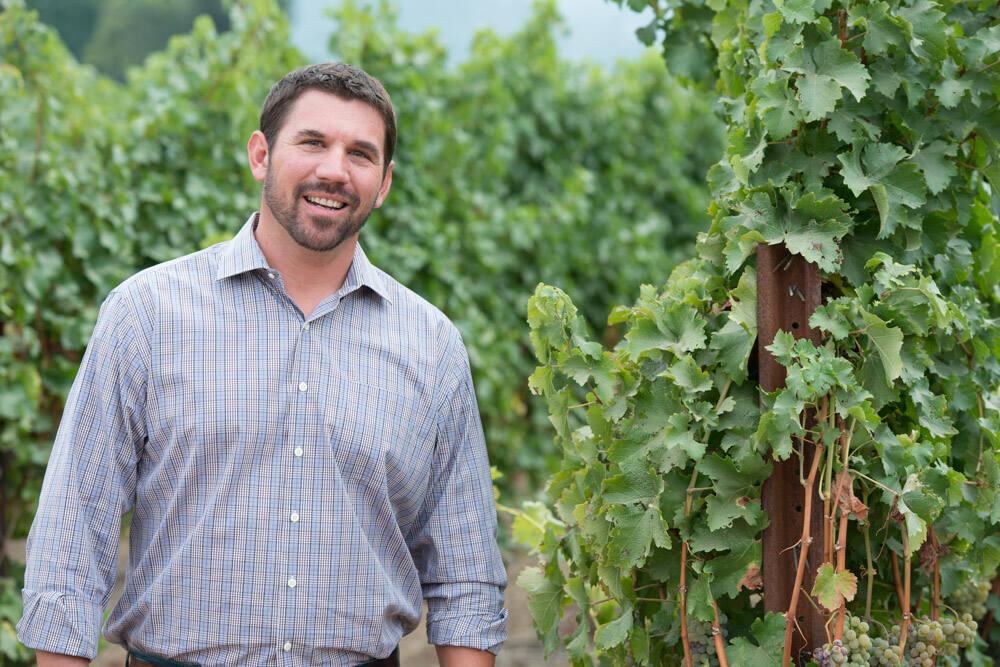 Clay Mauritson, president, Mauritson Winery (courtesy of Mauritson Winery)