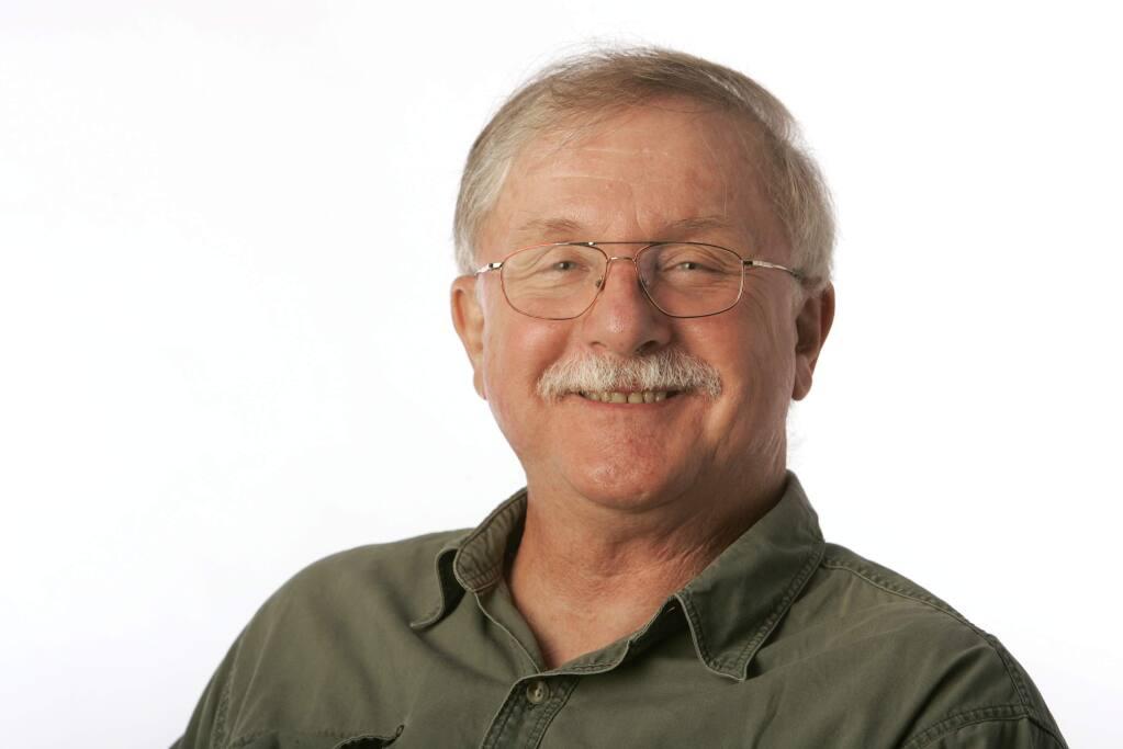 Bob Padecky  (Press Democrat file)