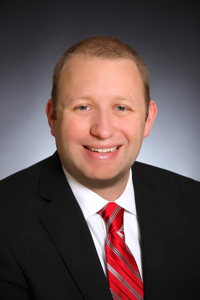 Joshua Bruder, 33, a senior manager for Moss Adams in Napa, one of North Bay Business Journal's Forty Under 40 notable young professionals for 2019. (PROVIDED PHOTO)