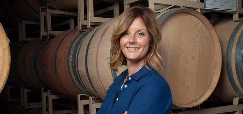 Migration winemaker Dana Epperson