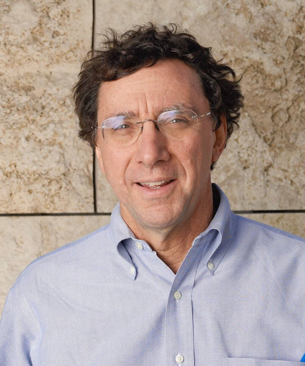 John Markoff, author of 'Machines of Loving Grace' and other books, will appear in the Sonoma Speakers Series on Monday, Feb. 6. (Submitted photo)