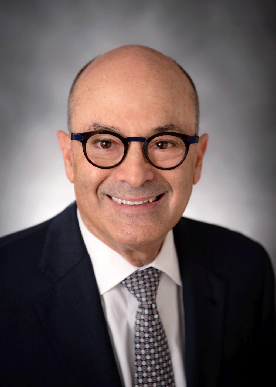 David G. Klein took over as CEO of MarinHealth on Sept. 1. (courtesy photo)