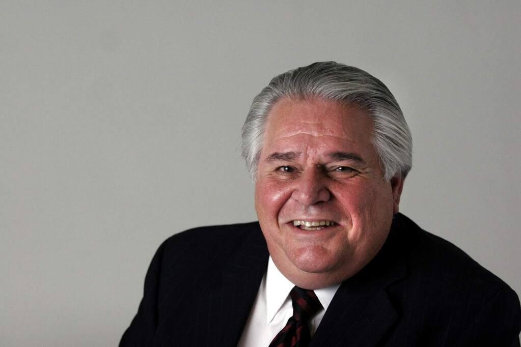 Cloverdale City Councilman Gus Wolter