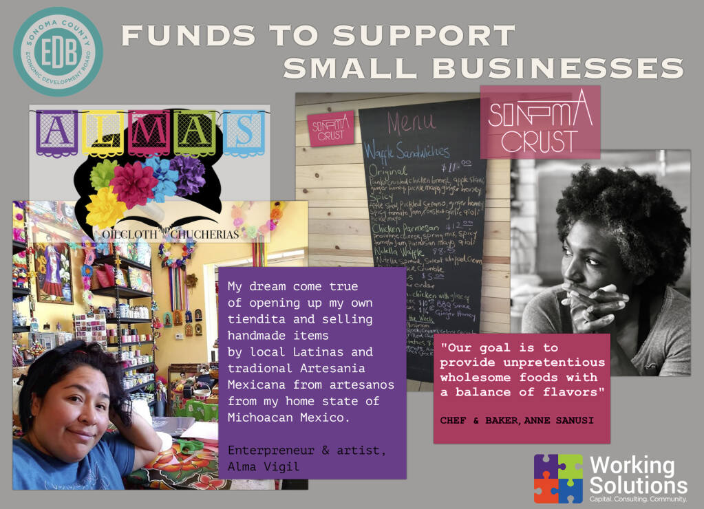 The county grateful to be able to allocate these funds to support the small business community as they work towards a safe re-opening for both employees and patrons.