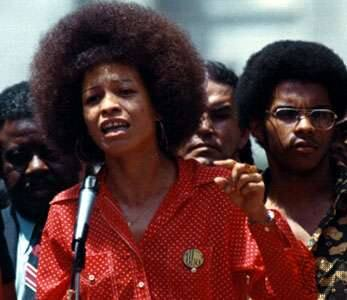 Controversial figures like one-time Black Panther members Angela Davis, above, and Bobby Seale are part of the current ethnic studies curriculum being developed for California public schools.