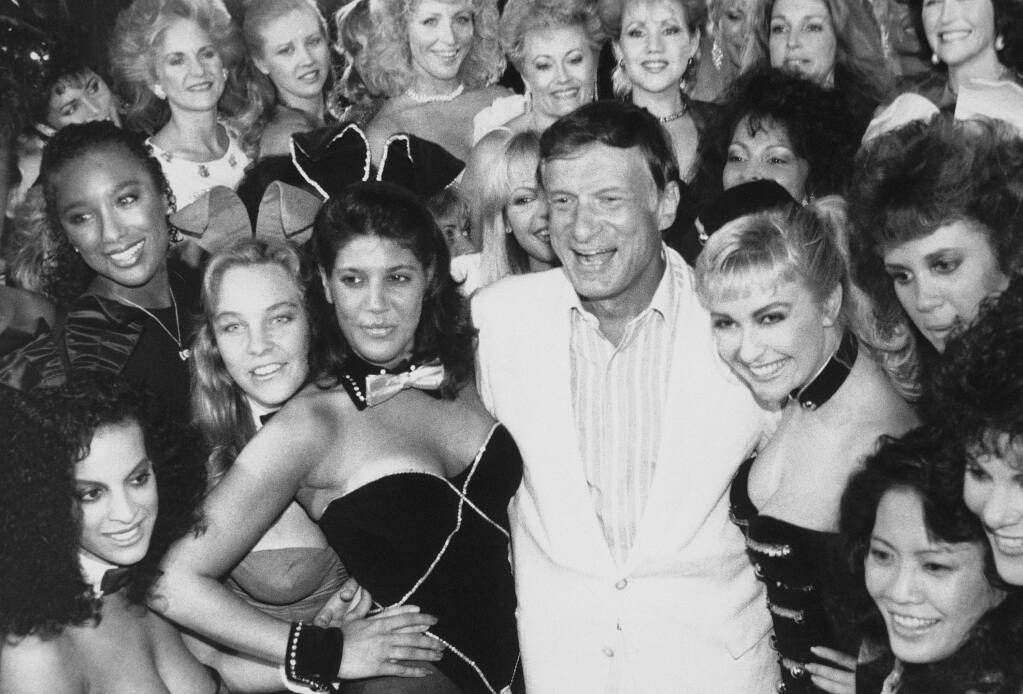 Hugh Hefner Founder Of Playboy Magazine Dies At 91
