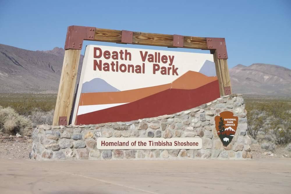 Death Valley National Park (Shutterstock)