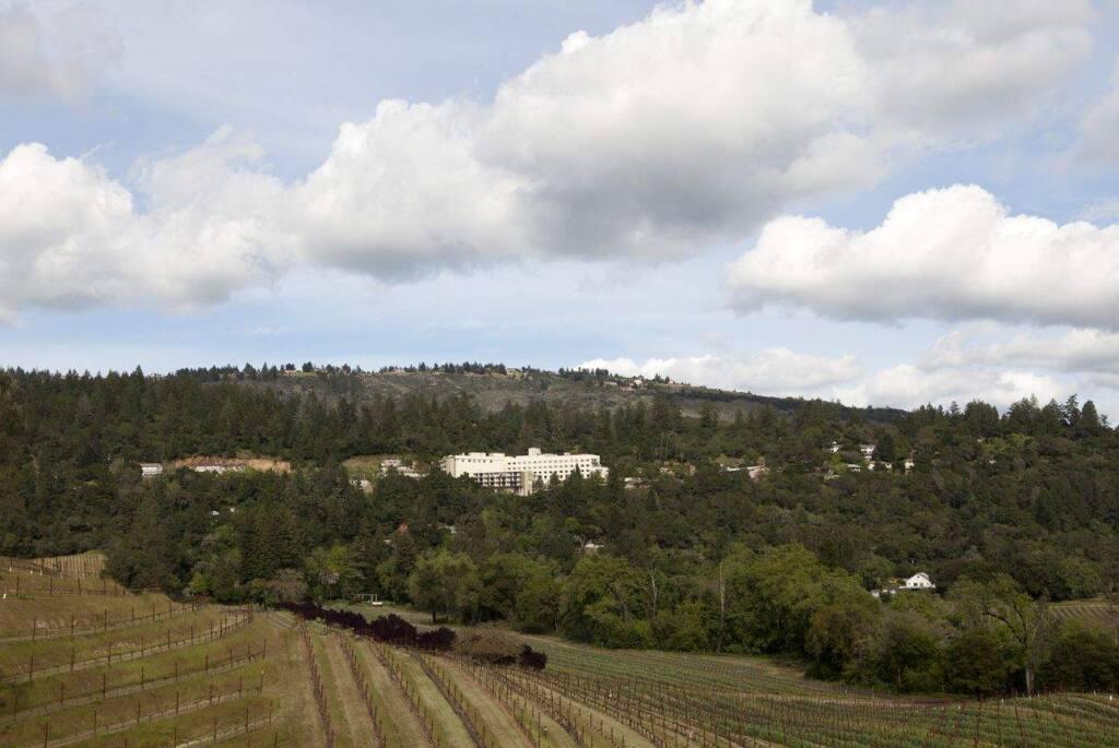 Adventist Health St. Helena, formerly St. Helena Hospital Napa Valley (PROVIDED PHOTO)