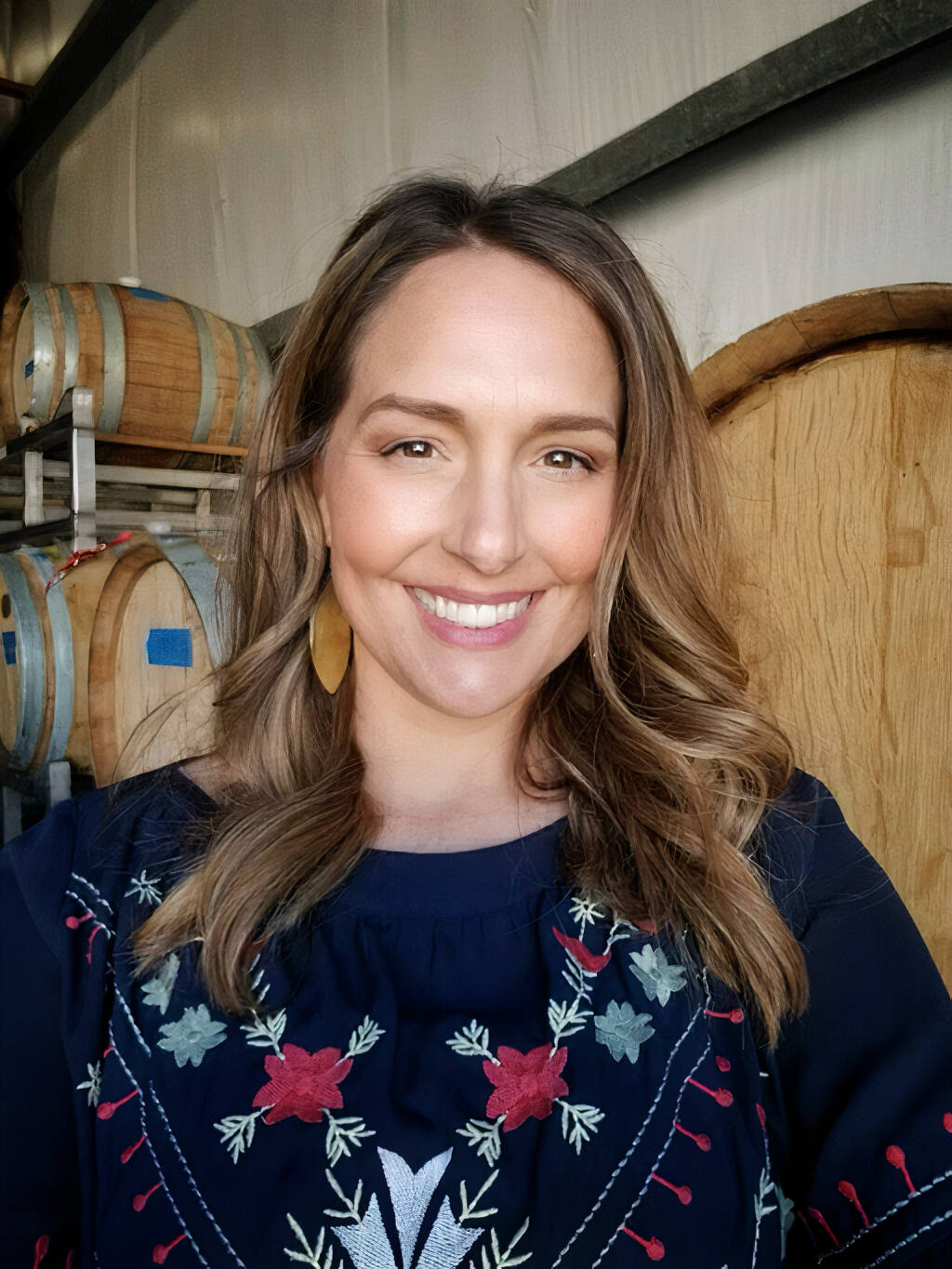 Lisa Howard, 38, co-owner and winemaker, Tolenas Winery, Fairfield, is a North Bay Business Journal 2021 Forty Under 40 winner.