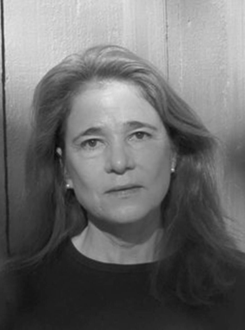 Napa poet Jane Mead