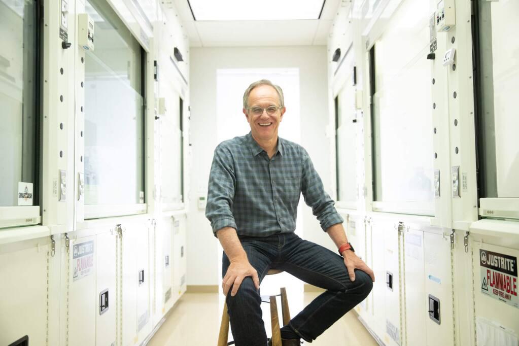 Eric Verdin (Buck Institute)