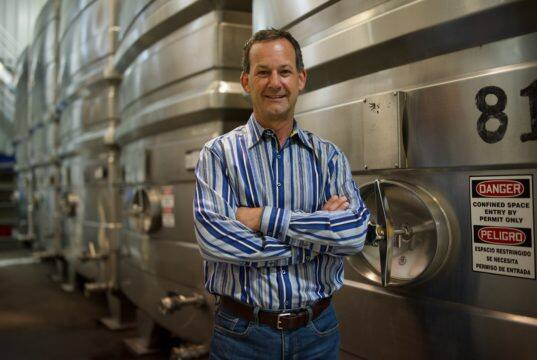 Russell Joy is named general manager of Napa Wine Company in July 2020.