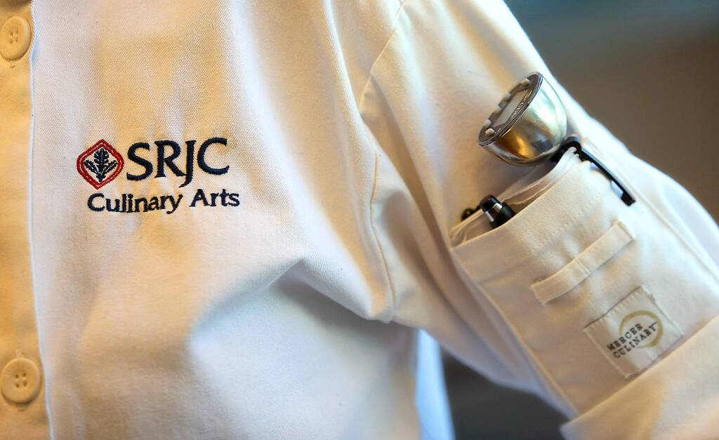 SRJC's Culinary Cafe. (JOHN BURGESS / The Press Democrat)