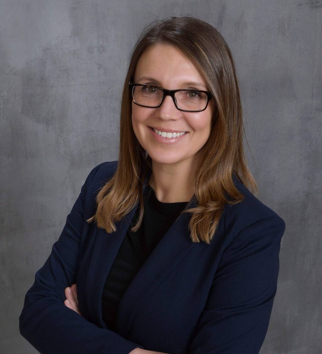 Thaiane 'Thai' Hensch, 35, ambulatory care pharmacy services supervisor, Kaiser Permanente, Santa Rosa, is one of North Bay Business Journal's Forty Under 40 notable young professionals for 2019. (PROVIDED PHOTO)