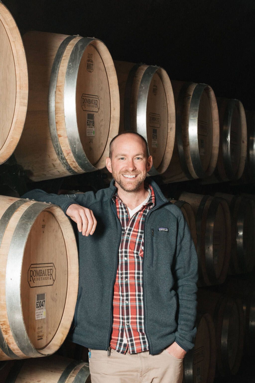 Rombauer Vineyards has promoted longtime winemaker Richie Allen to to vice president of viticulture and winemaking.