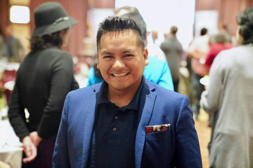Neil Pacheco, 38, VIP casino host for Graton Resort & Casino in Rohnert Park and director of community engagement for the Hispanic Chamber of Commerce of Sonoma County, is one of North Bay Business Journal's Forty Under 40 notable young professionals for 2019. (PROVIDED PHOTO)