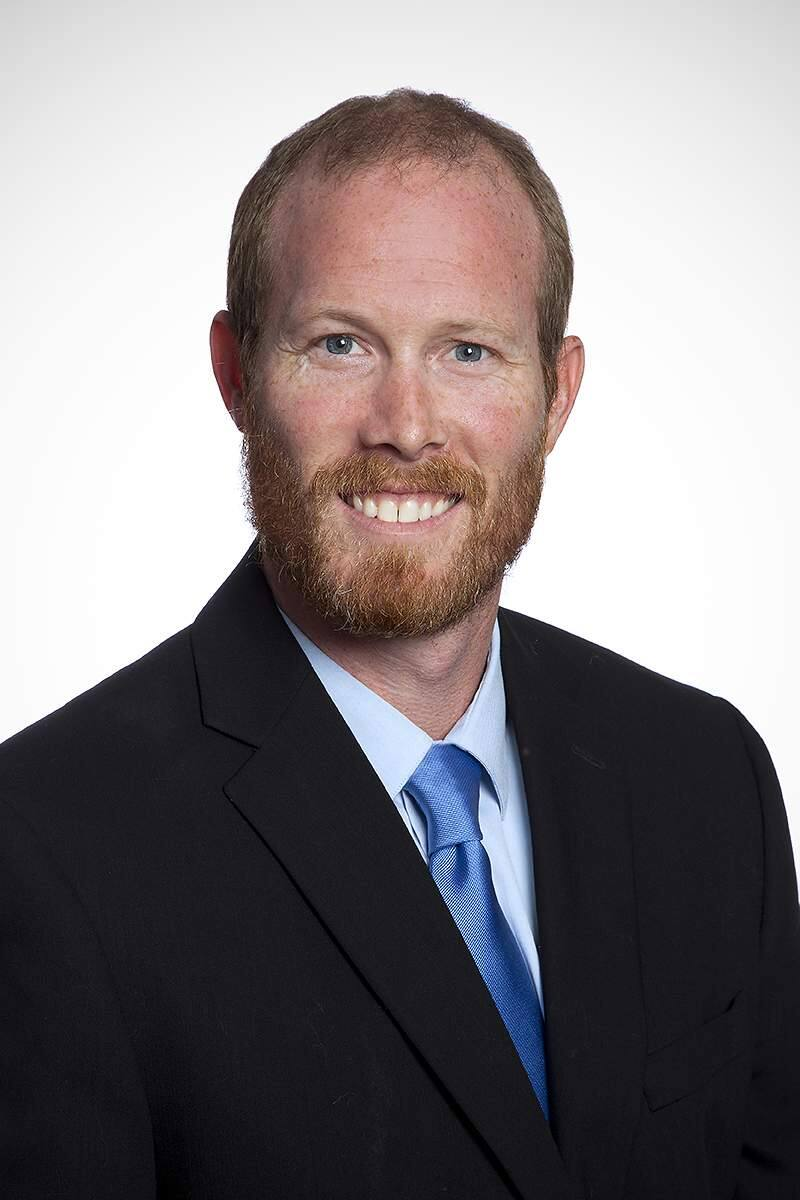 Stephen Skinner, 34, real estate adviser, Keegan & Coppin Company, Inc., is a 2020 Forty Under 40 winner. (courtesy photo)