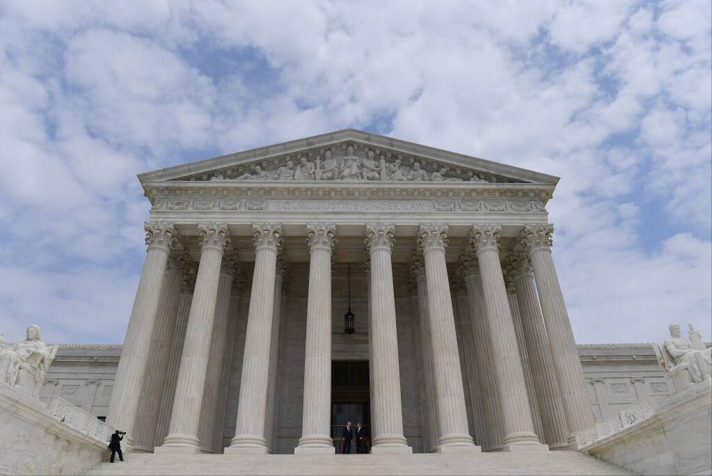 The Supreme Court of the United States.(Ricky Carioti / Washington Post)