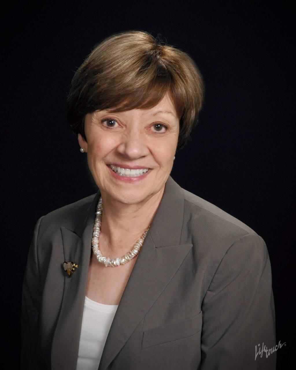 California Secretary of Agriculture Karen Ross