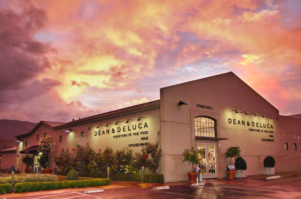 Dean & DeLuca closed its Napa Valley store in early July 2019, and New Jersey-based Gary's Wine & Marketplace announced at the end of the month it would be taking over the St. Helena location for its first West Coast shop. (Facebook / DeanDeLucaStHelena) 2016