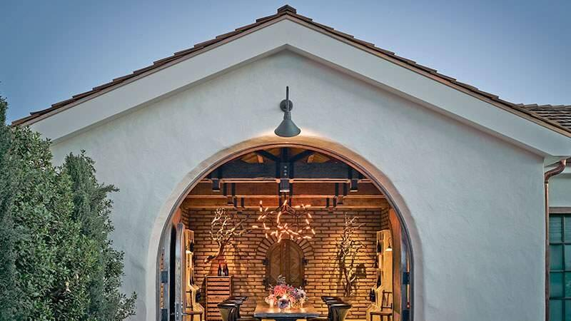 Three Sticks Wines historic adobe tasting room is located in Sonoma. (Three Sticks Wines )