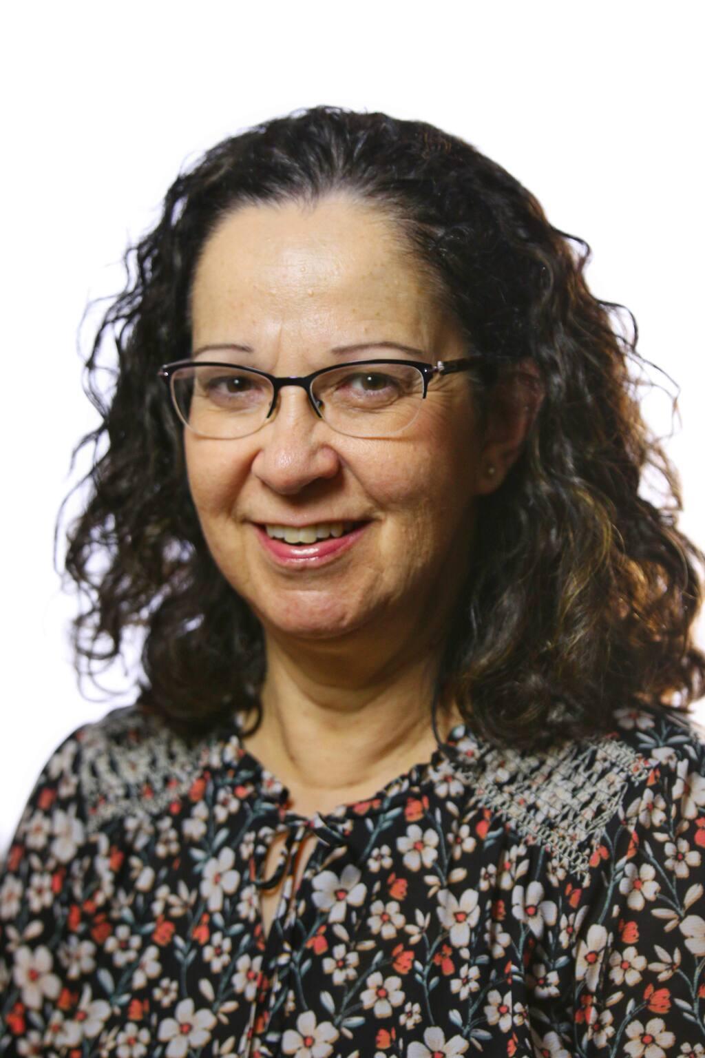 Cheryl Sarfaty, staff reporter, North Bay Business Journal (JEFF QUACKENBUSH / NORTH BAY BUSINESS JOURNAL) July 18, 2018