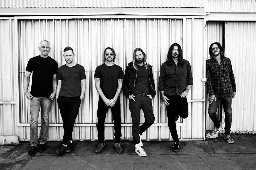 Foo Fighters  (BottleRock Napa Valley)