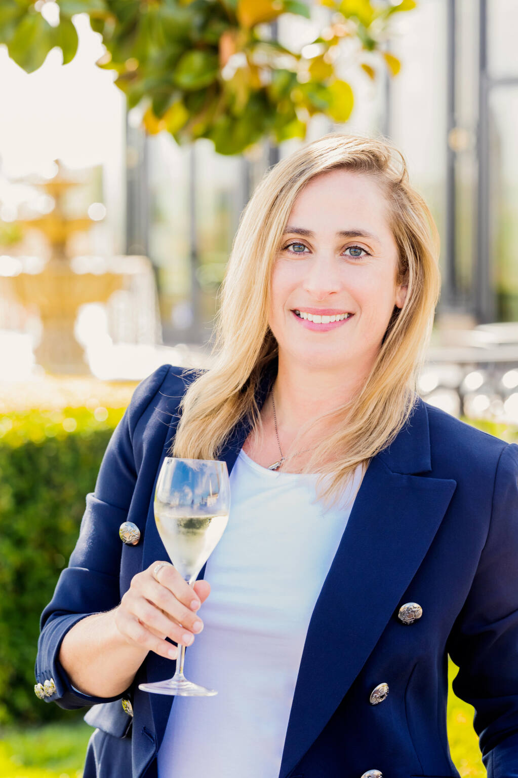 Remi Cohen is the CEO of Napa's Domaine Carneros. If you want to break through the glass ceiling in the wine industry, Cohen has this advice: Know your worth.