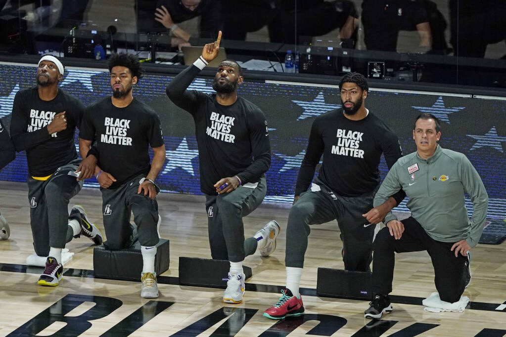 Nba Playoffs Resume After Historic Stoppage