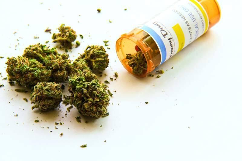 Medical marijuana first became legal in California in 1996.