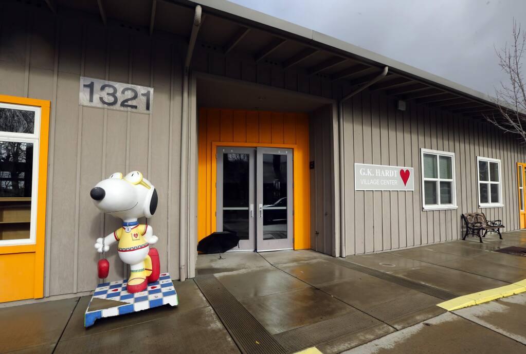 The Sonoma County Children's Village in Santa Rosa. (JOHN BURGESS/ PD FILE)