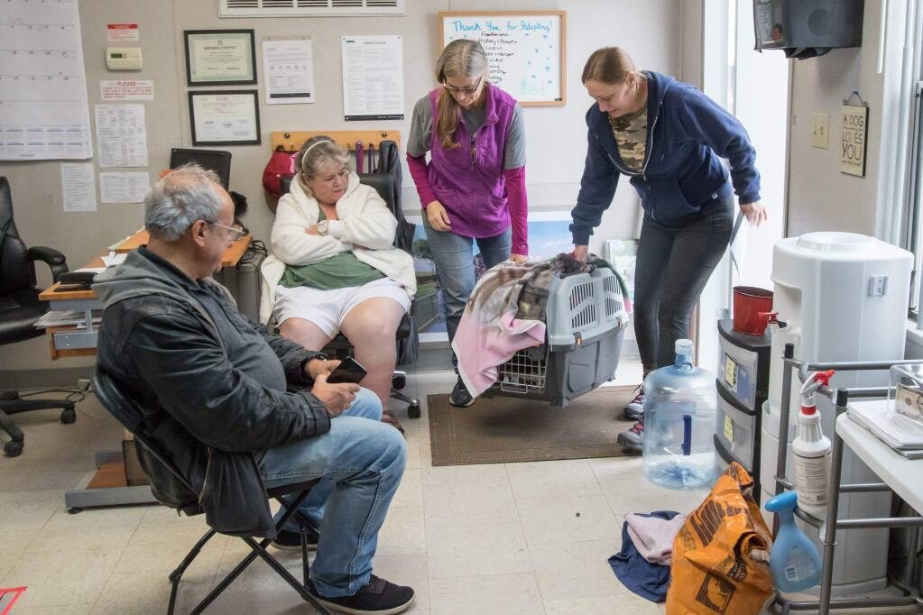 Valley Forum Housing Crisis Hits Pet Owners