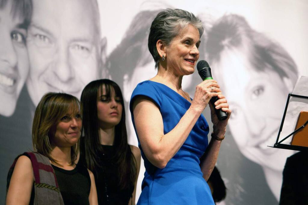 Frances Moore Lappe, author of the classic 'Diet for a Small Planet,' will speak at the Sonoma Community Center on Thursday, March 45 (Submitted)