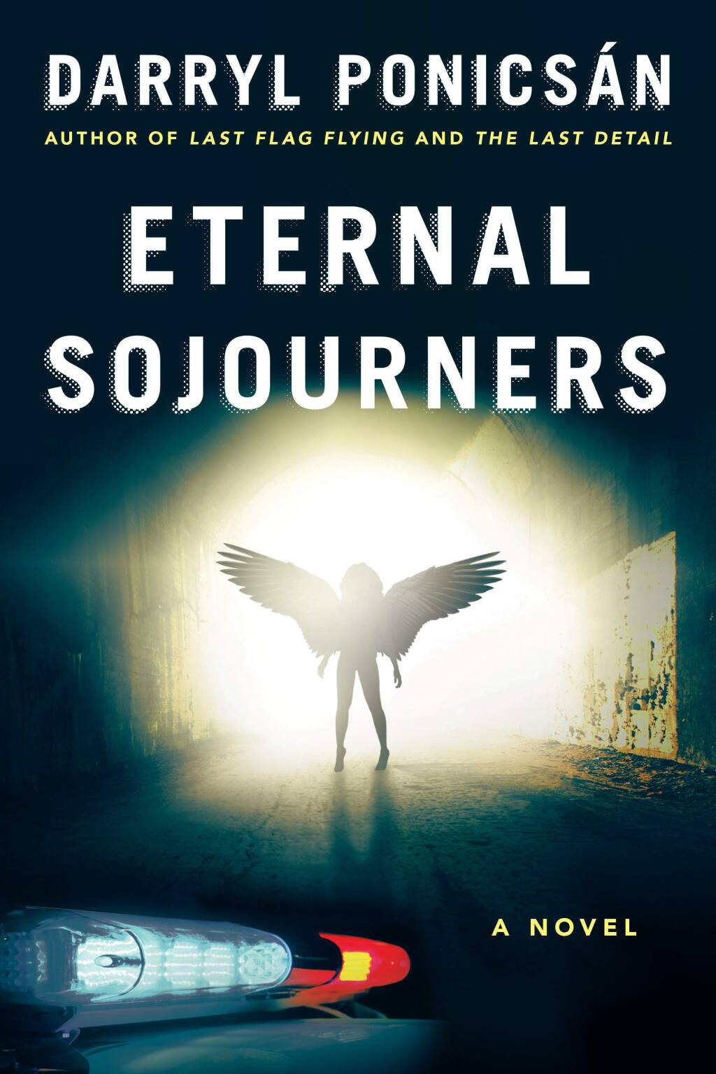 'Eternal Sojourners' by Darryl Ponicsan is a novel about a town some might think resembles Sonoma. Available in hardcover and as an e-book.