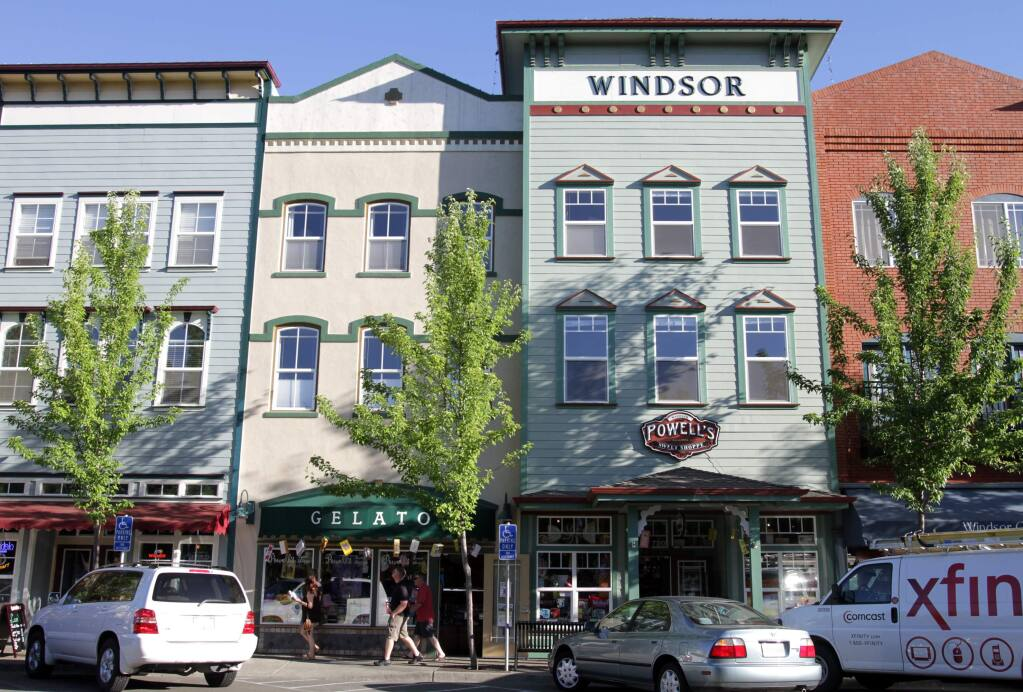 Windsor Town Green (PD FILE)