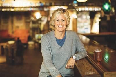 Maria Stipp, CEO of Lagunitas Brewing Company