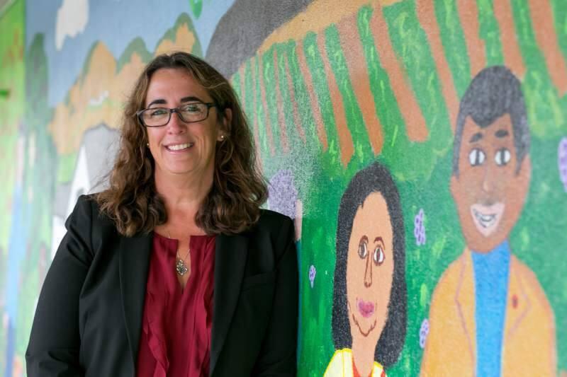 El Verano Principal and MAC Vice Chair Maite Iturri.
