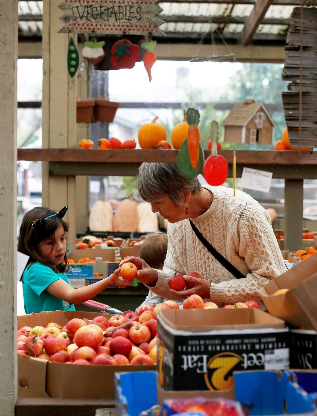 Santa Rosa S Imwalle Gardens A Farm In