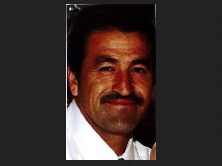 Jose Martinez was found dead in an illegal marijuana garden in Cloverdale in 2018. (CLOVERDALE POLICE DEPARTMENT)