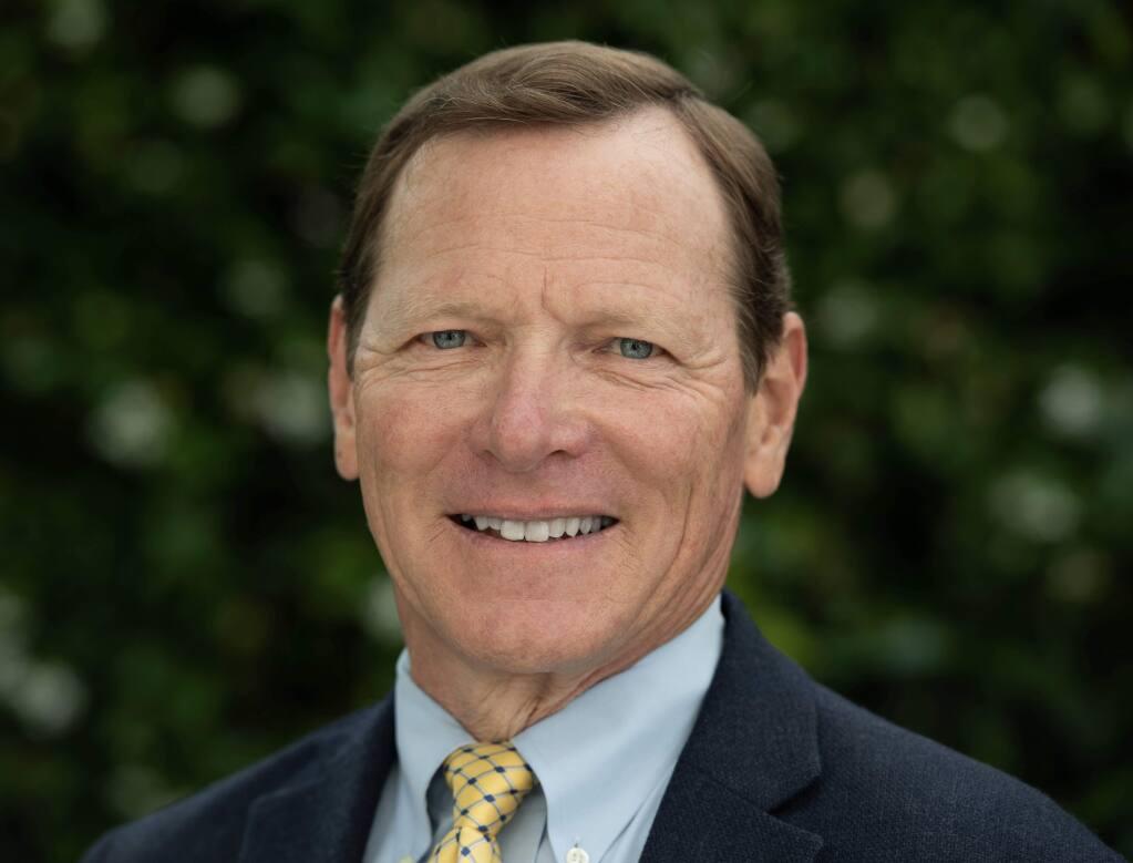 Santa Rosa Mayor Tom Schwedhelm