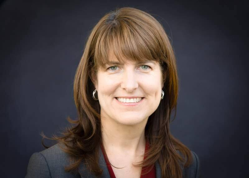 Elizabeth Brown, president and CEO, Community Foundation Sonoma, Santa Rosa (PAUL SIMCOCK)