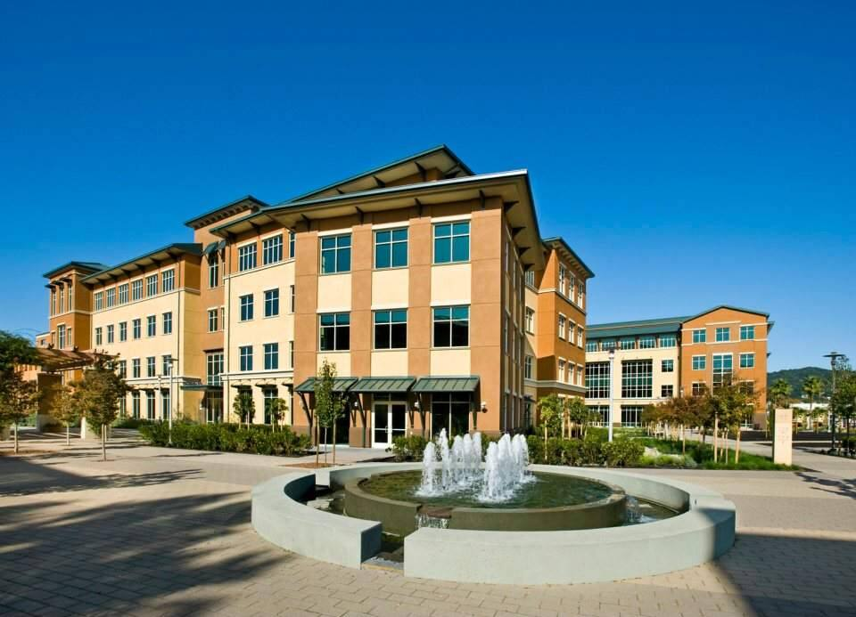BioMarin Pharmaceutical bought the San Rafael Corporate Center campus in 2014 for headquarters. (courtesy of Seagate Properties)