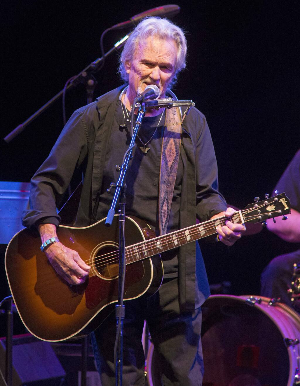 Kris Kristofferson performs in concert at The American Music Theatre on Friday, April 12, 2019, in Lancaster, Pa. (Photo by Owen Sweeney/Invision/AP)