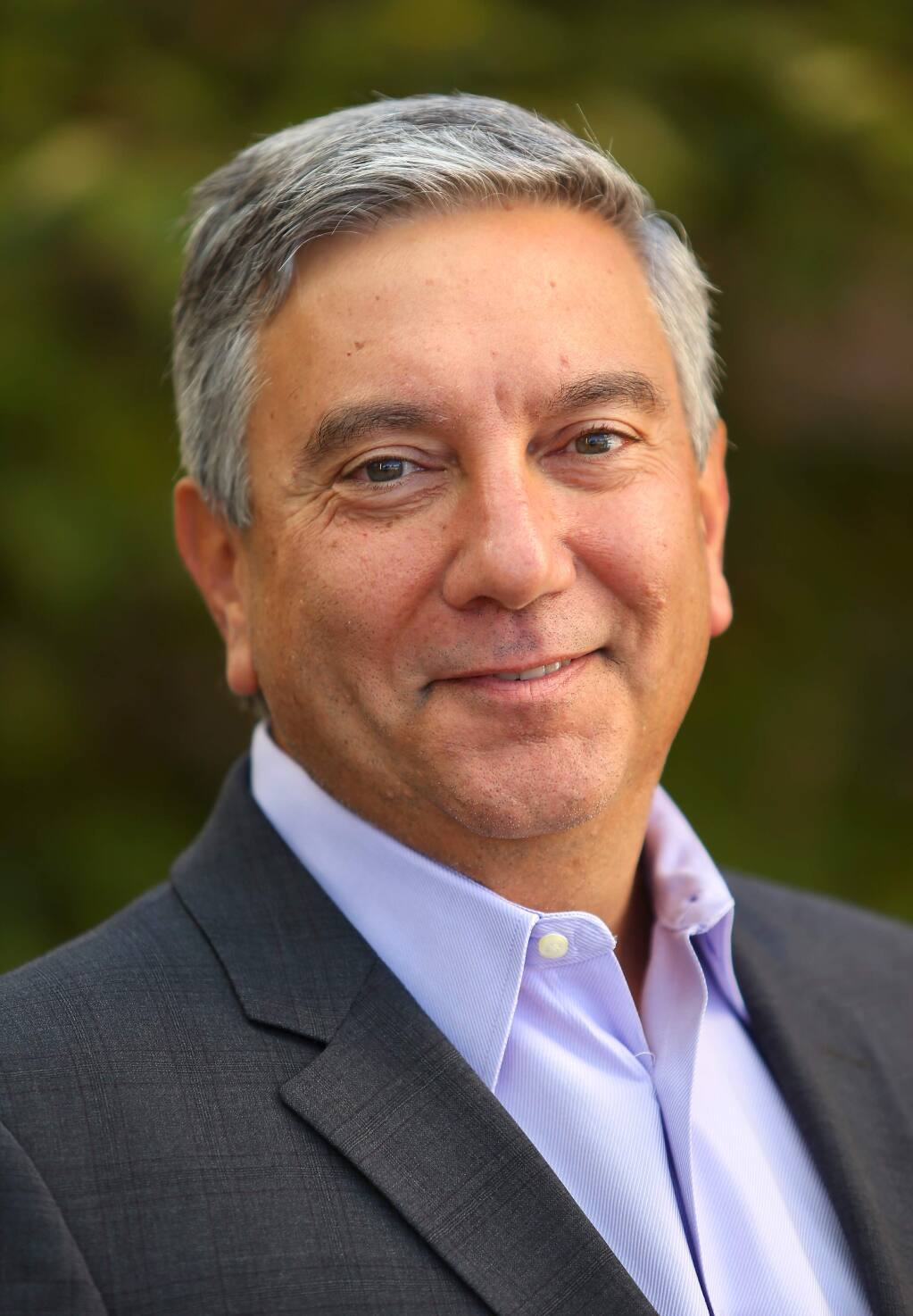 Keysight Technologies President and CEO Ron Nersesian is named chairman of the board in November 2019. (Christopher Chung / The Press Democrat)