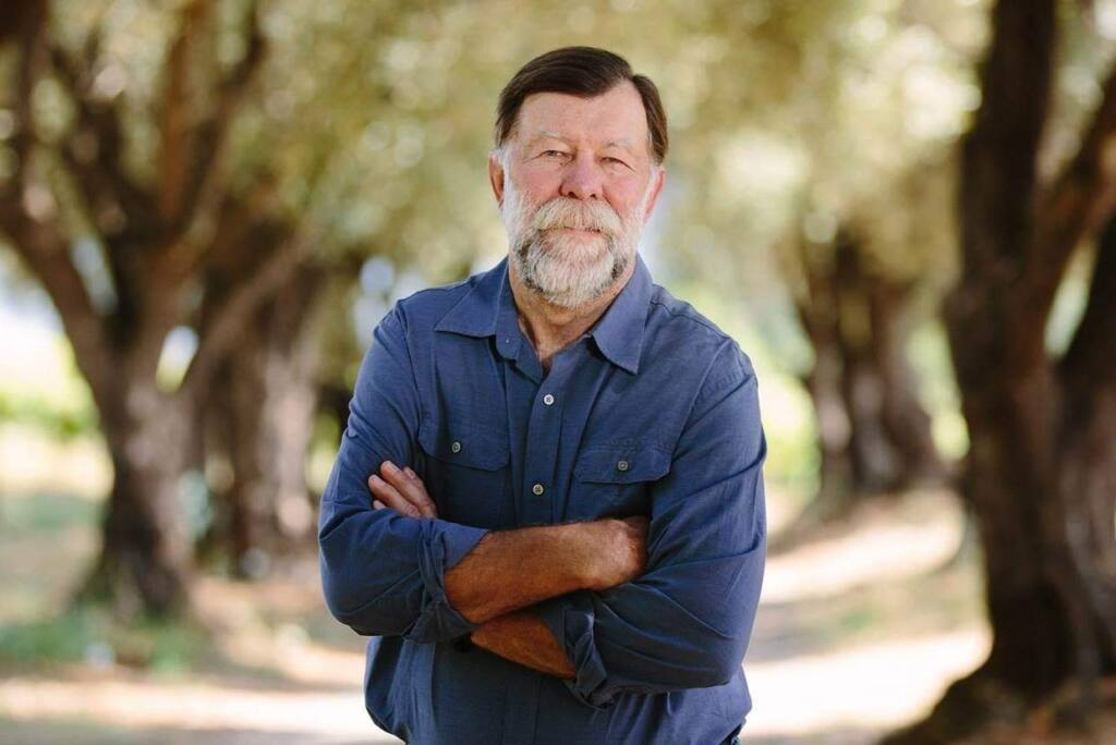 Stuart Smith. the winemaker behind Smith-Madrone, 2014 Spring Mountain District, Napa Valley Riesling at $30. (FILE)