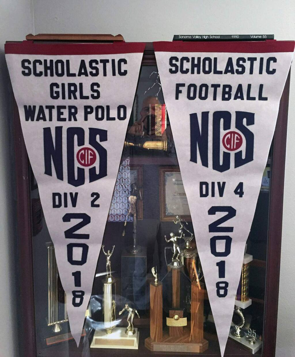 Two SVHS fall sports teams earned scholastic championship awards from the NCS for their play and accomplishments in the fall 2018 season. (Submitted)