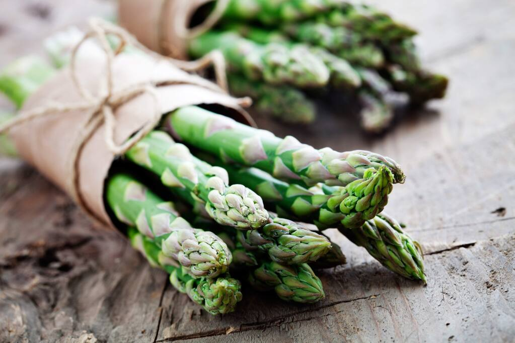 Asparagus officinalis's place at the table dates back to ancient Egypt. However, it fell out of favor in medieval times, before charging back to prominence during the Renaissance when it cultivated a reputation as an aphrodisiac.